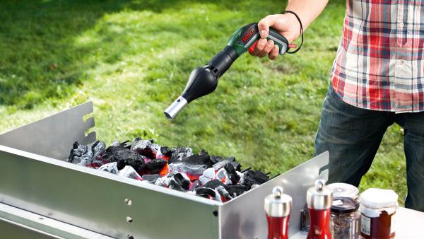 IXO Collection – adaptateur souffleur de barbecue